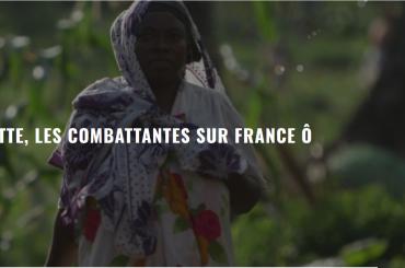 Le documentaire « Mayotte, les Combattantes »