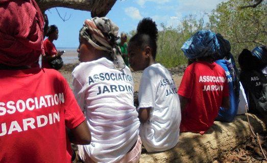 association Jardin de Mtsangamouji
