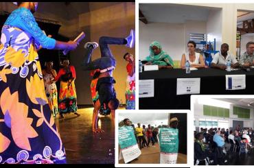Rencontres professionnelles des arts du spectacle vivant à Mayotte